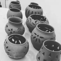 Workshop Vyřezávané lampy v Hořiněvsi
