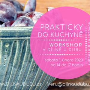 Praktický workshop DO KUCHYNĚ 2